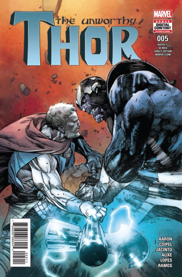 """Hela Metal"" – The Unworthy Thor # 5 – Episode 67"