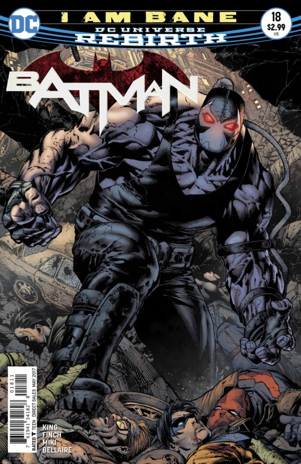 """The God Damned Mat Man"" – Batman # 18 – Episode 64"