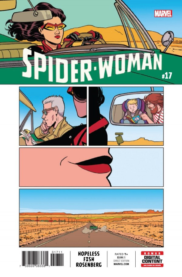 """Drown It With Wine"" – Spider Woman # 17 – Episode 68"