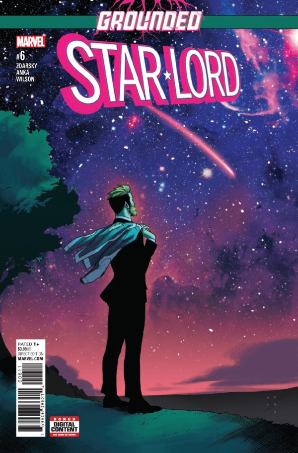 """""""Get Off My Planet"""" – Star Lord # 6 – Episode 71"""