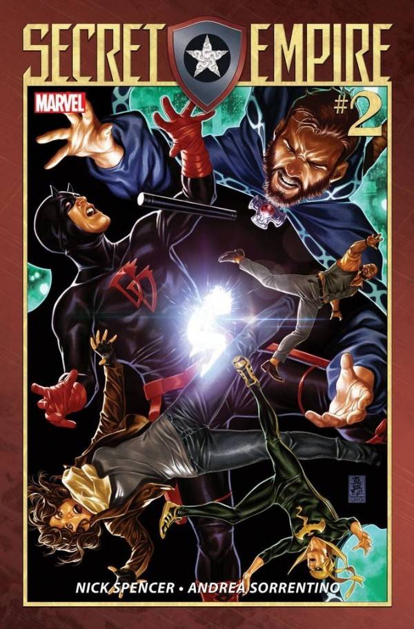 """""""Welcome To The Red Room"""" – Secret Empire # 2 – Episode 74"""