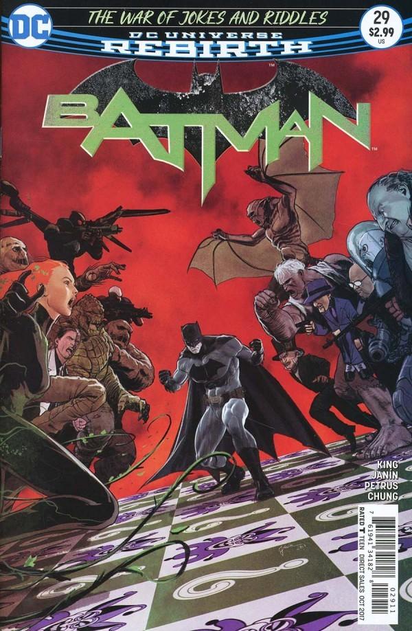 """One Billion Dollars"" – Batman # 29 – Episode 85"