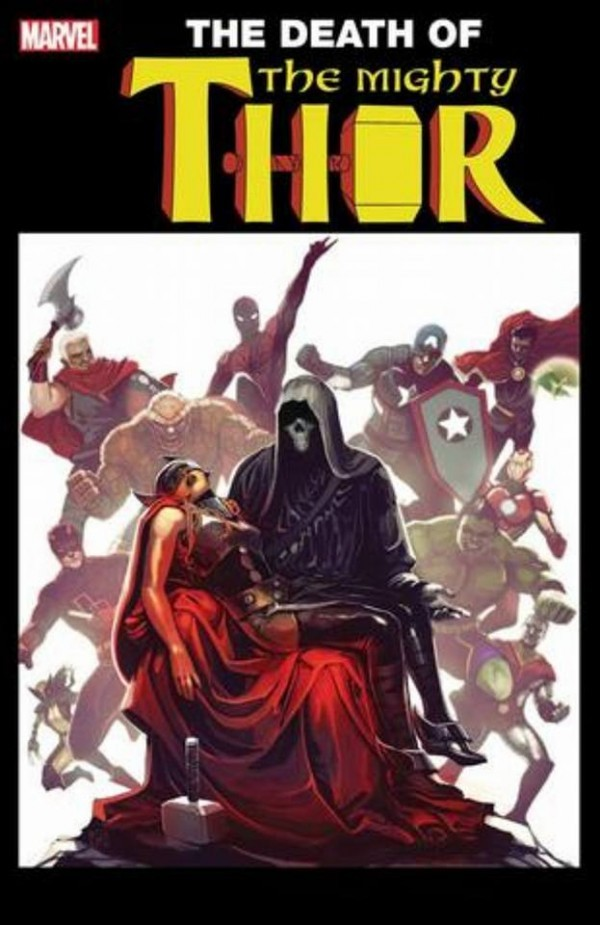 """A Worthy Legacy"" – The Mighty Thor # 700 – Episode 93"