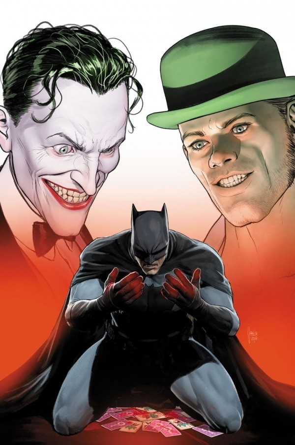 """Now That's Funny!"" – Batman # 32 – Episode 91"