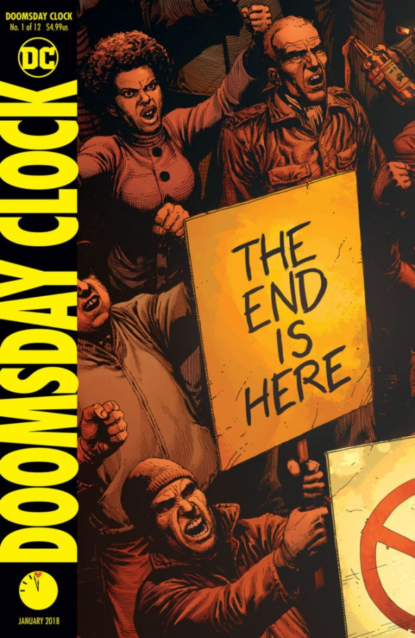 """Twenty-Three Fifty-Nine"" – The Doomsday Clock # 1 – Episode 98"